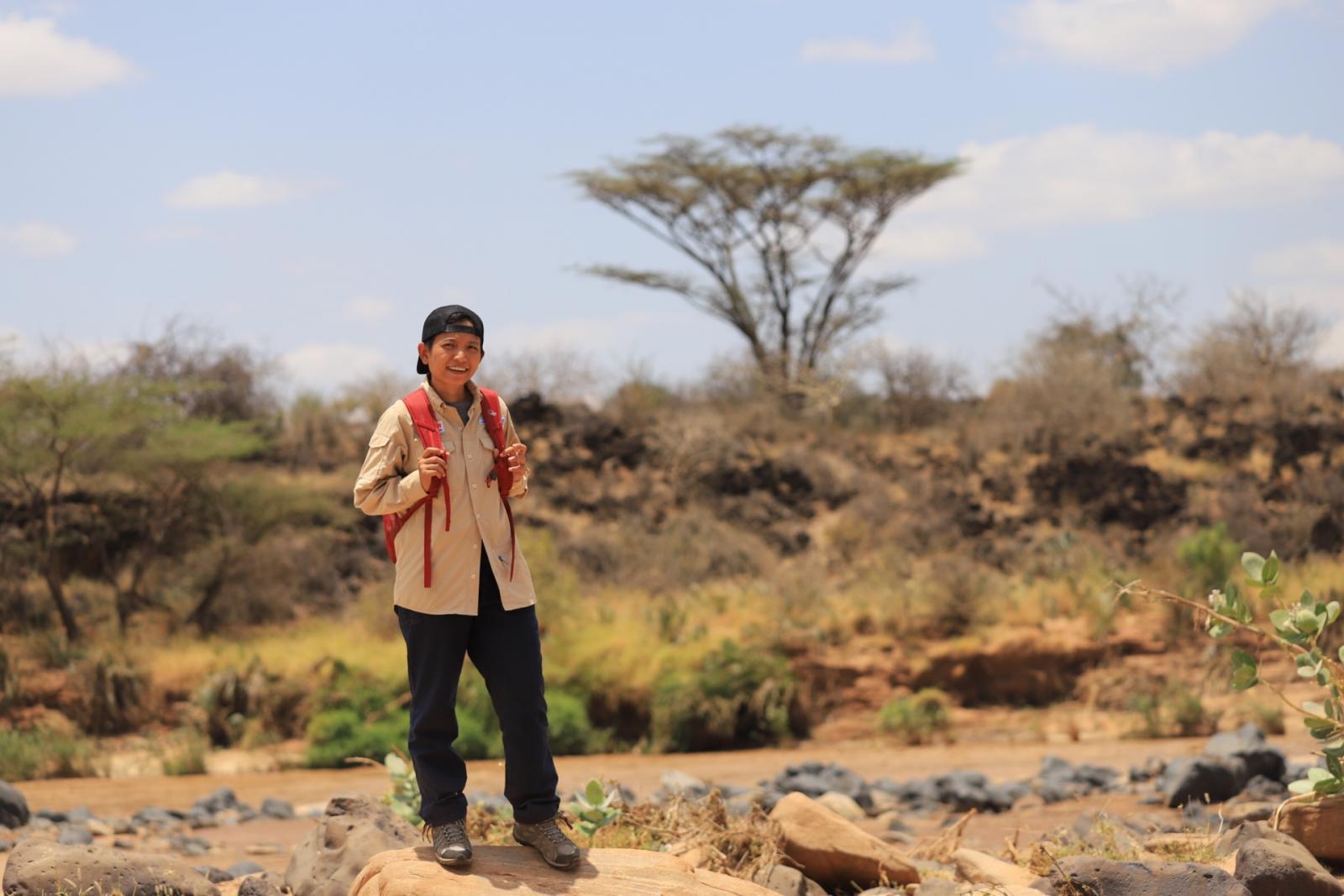 เทคนิคการเตรียมเสื้อผ้าลุยป่า แอมะซอน –เคนย่า-เอธิโอเปีย 40 วัน
