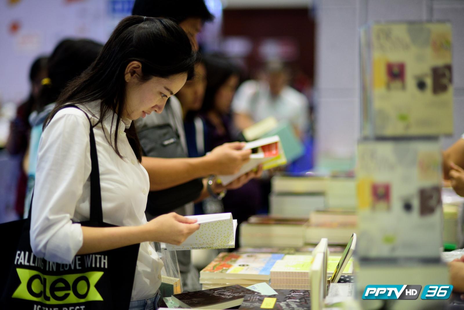 สื่ออิเล็กทรอนิกส์มาแรง! เปิดผลสำรวจปี'61 คนไทยอ่านเพิ่มขึ้น 80 นาที/วัน