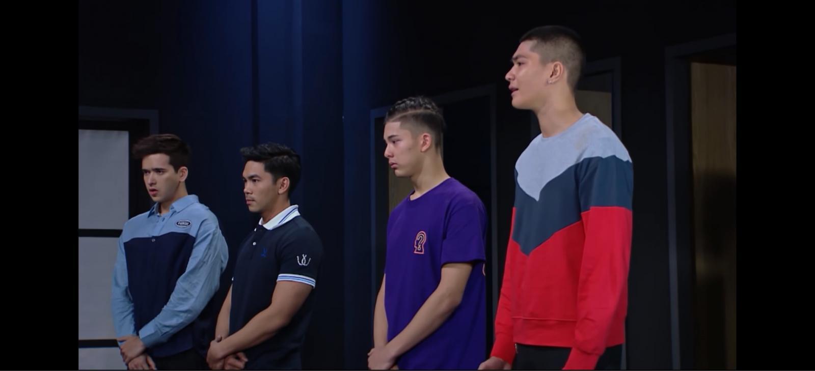 """ห้องดำสะเทือน """"มาสเตอร์ลูกเกด"""" ฟัน 4 ลูกทีมพ้น """"The Face Men Thailand ซีซั่น 2"""""""
