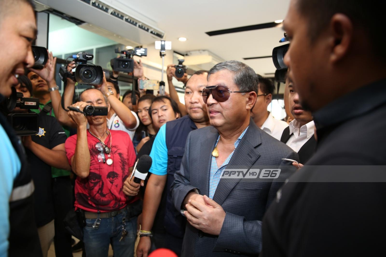 """""""ร.ต.อ.เฉลิม"""" มั่นใจ พรรคเพื่อไทยชนะขาดในการเลือกตั้ง"""