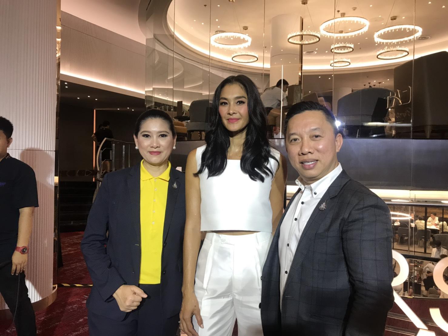 """Miss Universe Thailand ดึง """"ลูกเกด"""" เสริมทัพ ตั้งเป้าคว้ามิสยูนิเวิร์สคนที่ 3 ให้ประเทศไทย"""