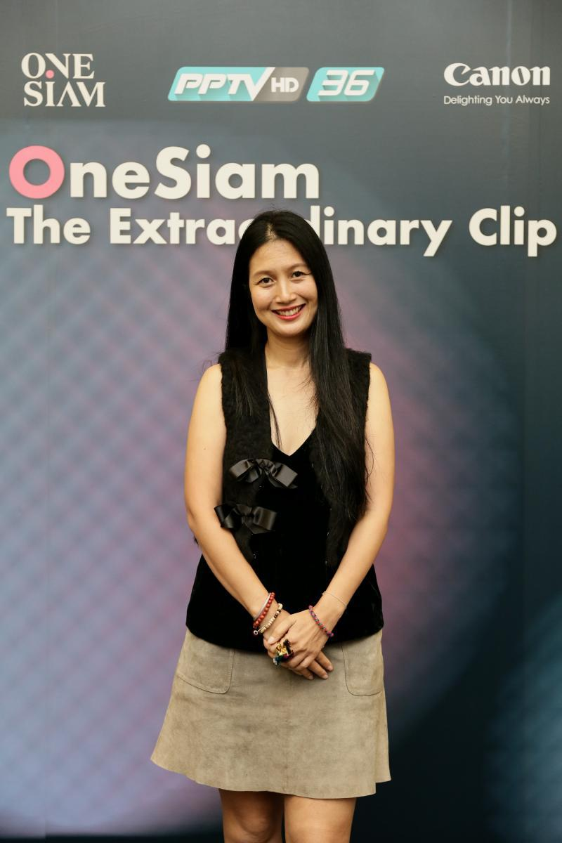 """ทีม """"Recher Film"""" นักศึกษา ม.กรุงเทพ คว้าชัยการประกวด  """"OneSiam The Extraordinary Clip"""""""