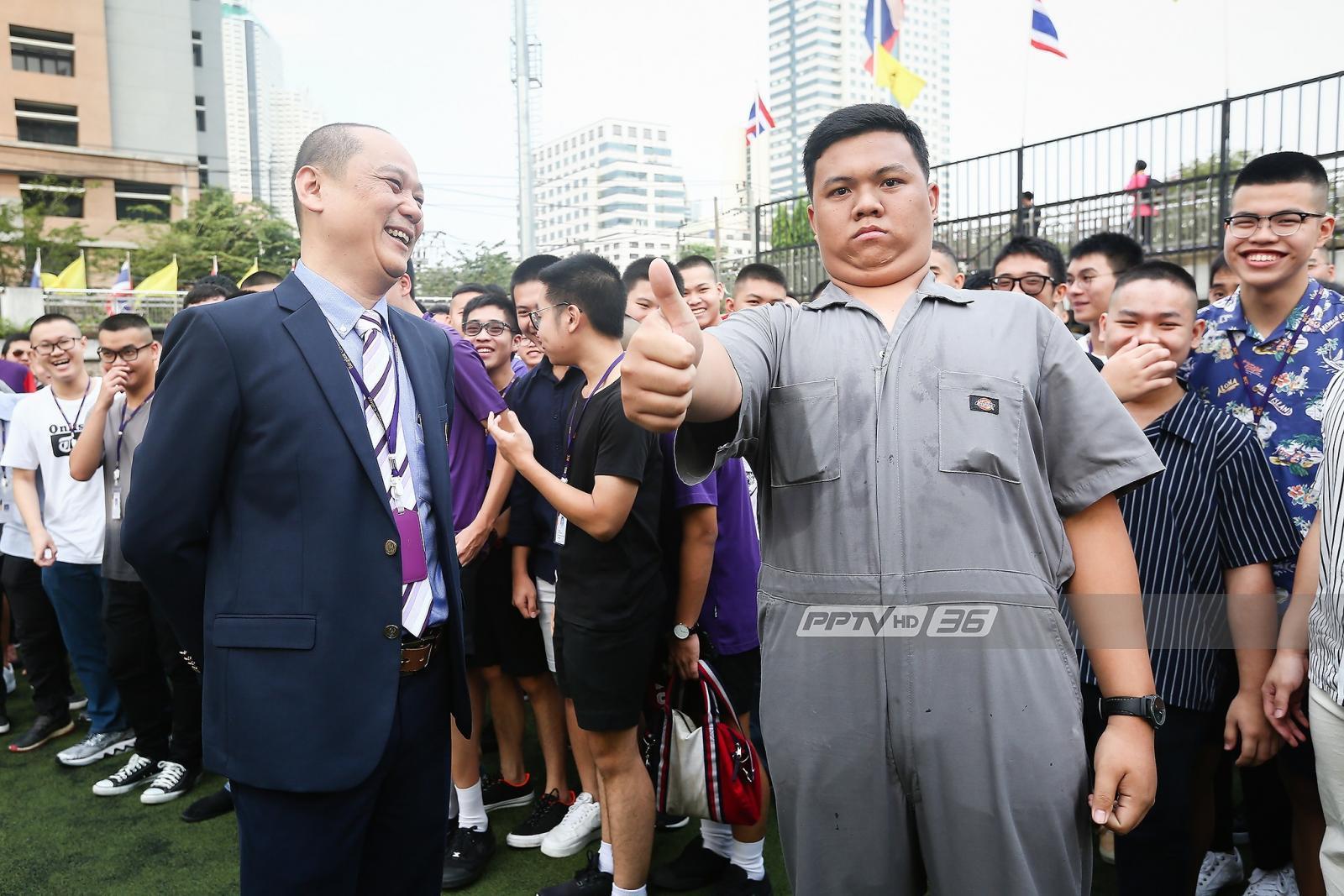 ผอ.กรุงเทพคริสเตียนฯ ชี้สังคมไทยยังไม่พร้อมรับความเห็นต่าง นร.ใส่ชุดไปรเวท