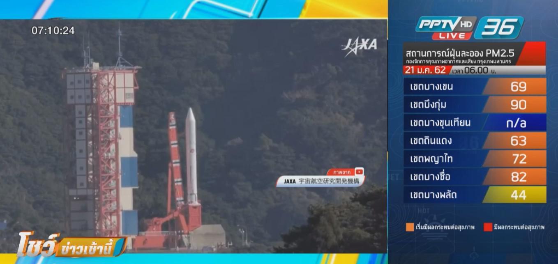 ญี่ปุ่น ส่งดาวเทียม หวังสร้างฝนดาวตกจำลอง ปี 2020