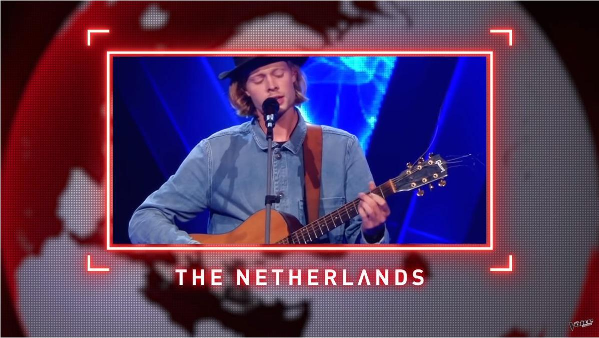 """เดอะวอยซ์ไทย เจ๋ง! ติด Top 5 """"Best Country Blind Auditions"""""""