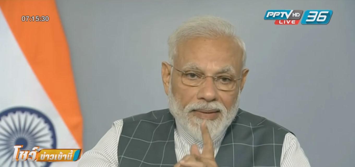 อินเดีย โวขึ้นแท่นชาติผู้นำด้านอวกาศ