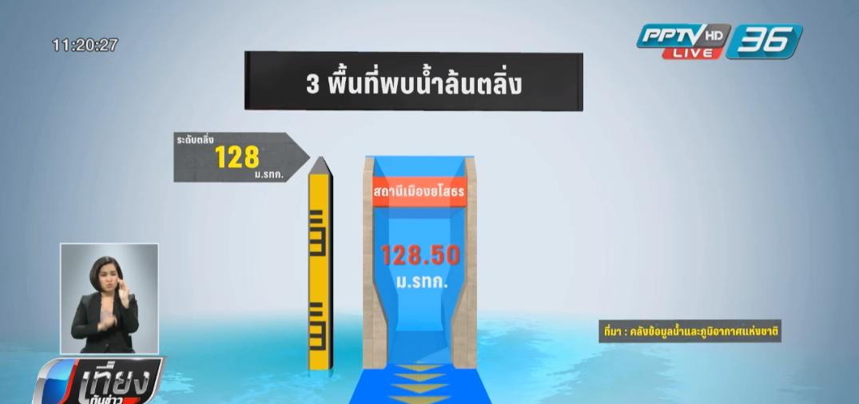 เขื่อนวชิราลงกรณแจ้งเพิ่มการระบายน้ำ สูงสุด 36 ล้าน ลบ.ม.ต่อวัน