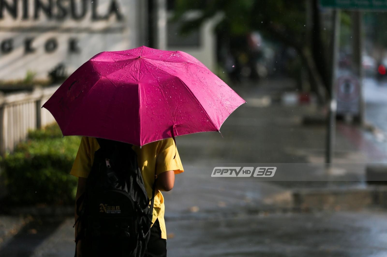 อุตุฯ ชี้ 30ก.ย.-1ต.ค. ฝนตก เตือน 37 จังหวัดรับมือ