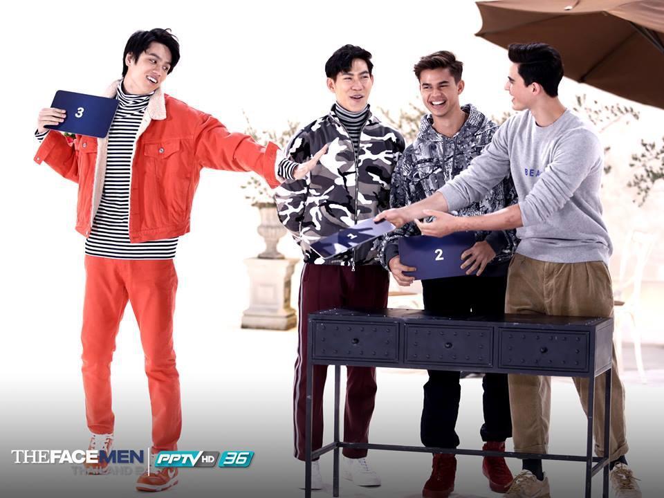 """The Face Men Thailand2"" ปิดฉากสุดยิ่งใหญ่ ""ลูอิส #ทีมซอนย่า"" คว้าชัย Final Walk"