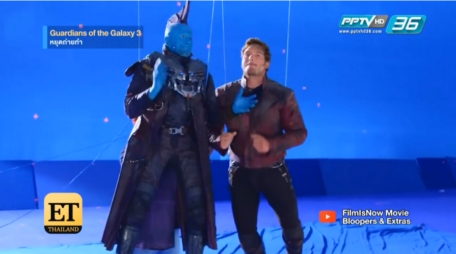 Guardians of the Galaxy 3 หยุดถ่ายทำ