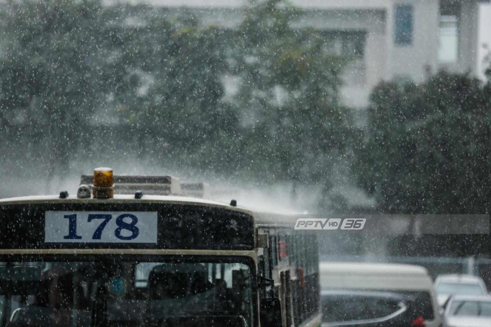 กรุงเทพฯ-ปริมณฑล มีฝนร้อยละ 40
