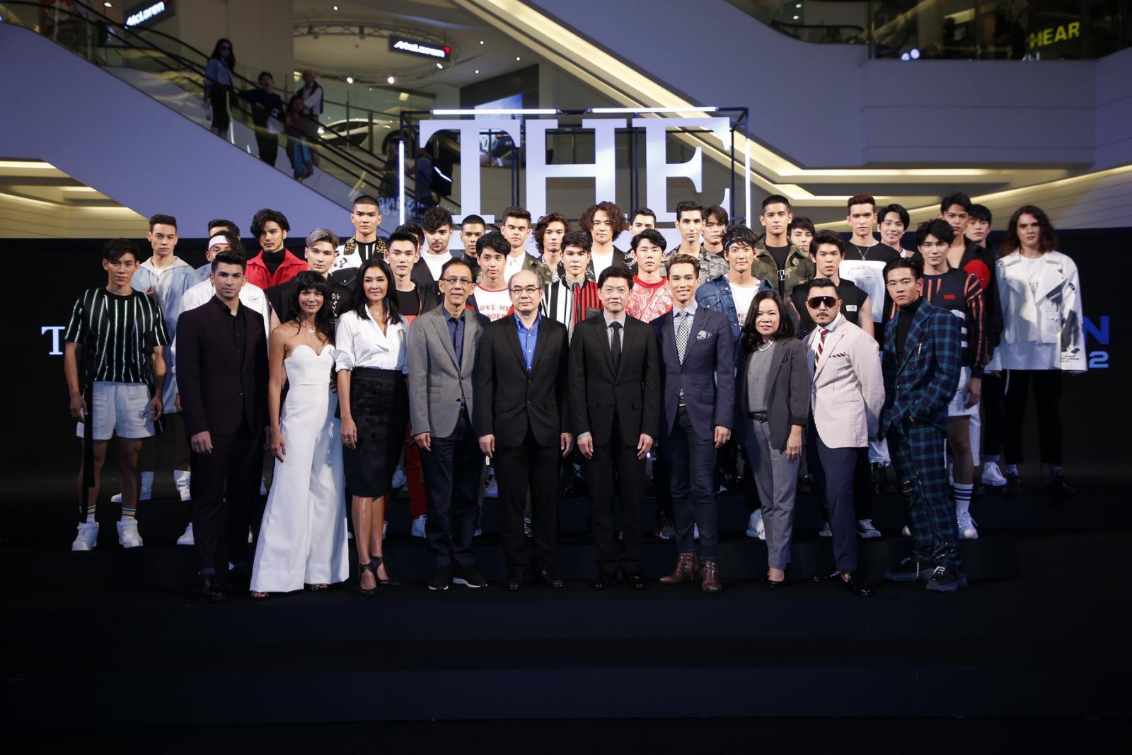 แซ่บตั้งแต่ยังไม่ออนแอร์! THE FACE MEN THAILAND 2  จัดตัวแม่ ลูกเกด เมทินี เป็นมาสเตอร์คนแรกของรายการ
