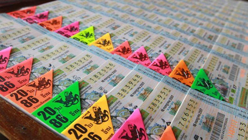 คนไทยซื้อหวยเพิ่มขึ้นเกือบ 40% ช่วง 9 ปี พบส่วนใหญ่คนมีรายได้น้อย