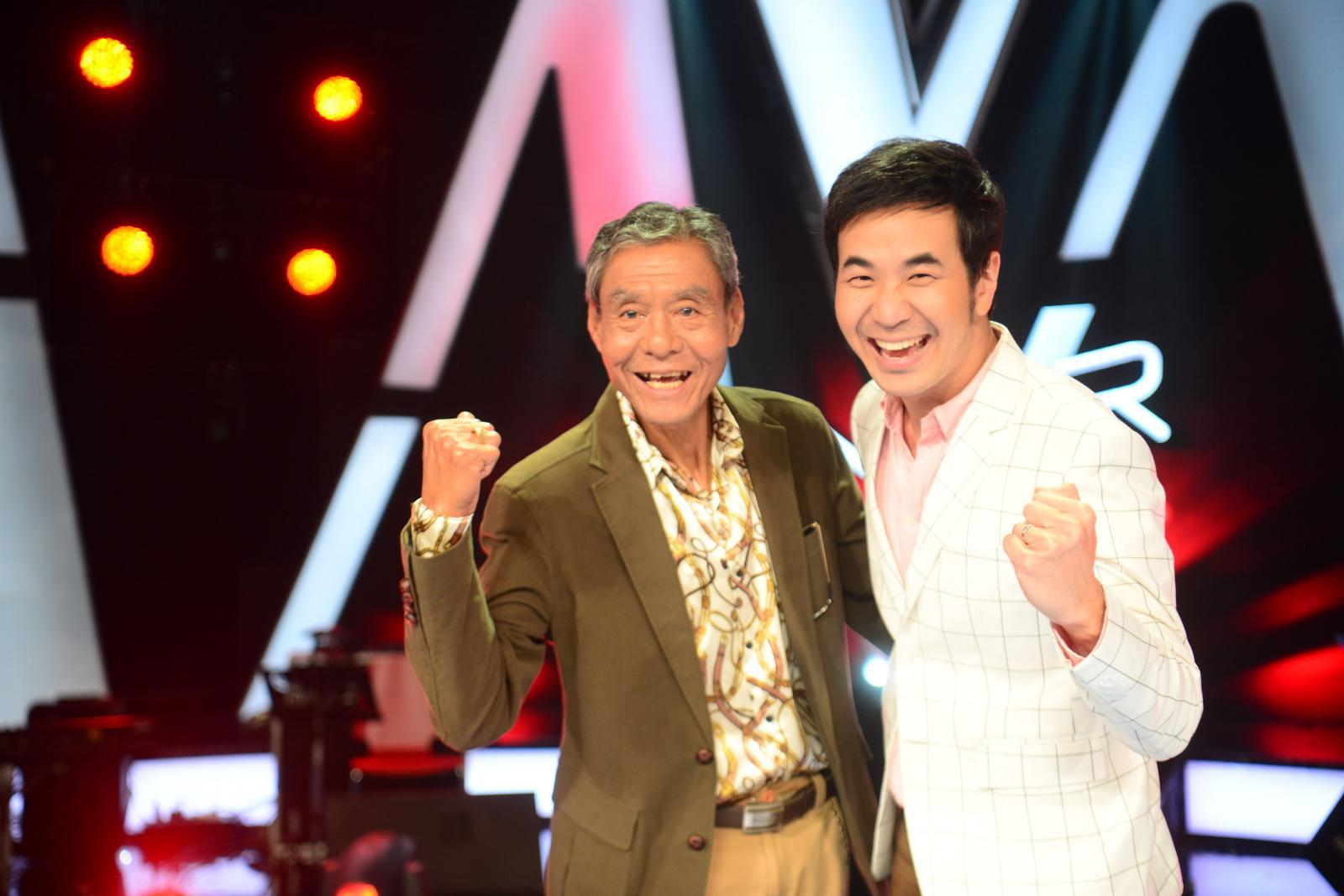 """""""อาเหน่"""" แชมป์ The Voice Senior คนแรกของเอเชีย"""