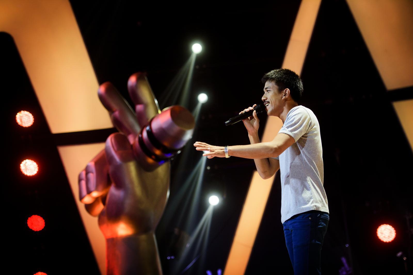 """เปิดประวัตินักร้องเสียงจริงที่ชนะใจ 4 โค้ชในสัปดาห์ที่สาม """"The Voice 2018"""""""