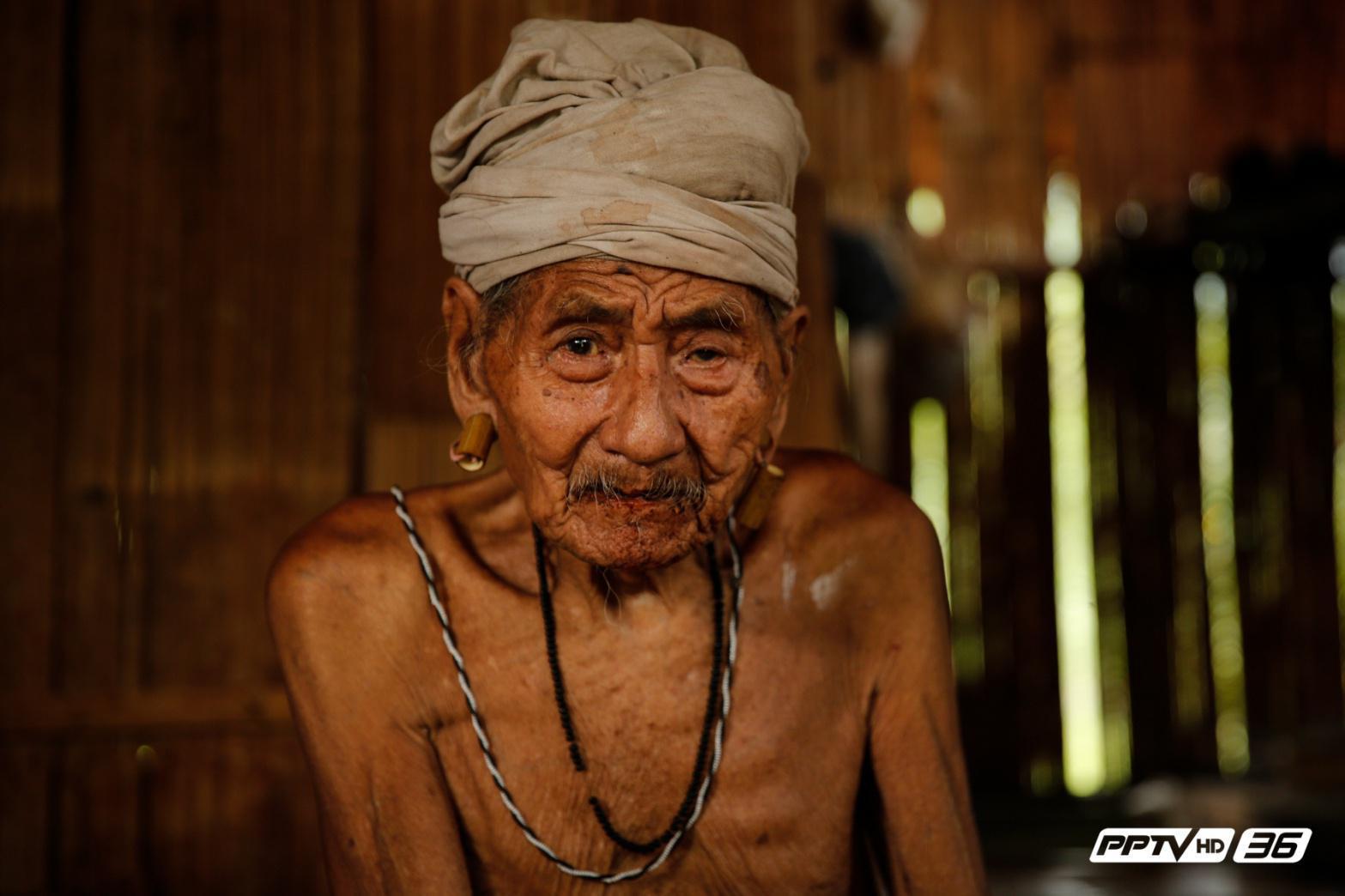 """ด่วน! """"ปู่คออี้"""" จากไปอย่างสงบแล้ว ด้วยวัย 107 ปี"""