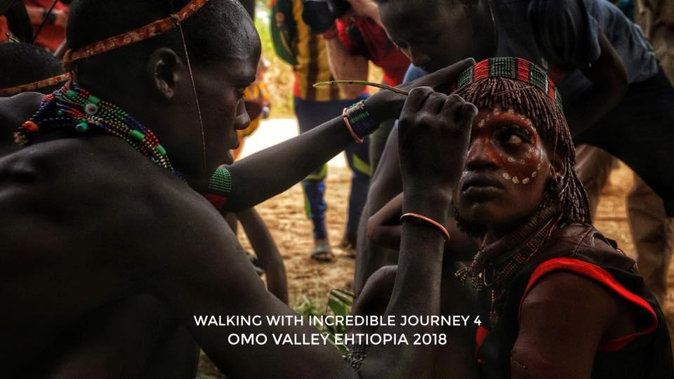 เส้นทางลูกผู้ชาย : ชาวฮามาสแห่งหุบเขาโอโม เอธิโอเปีย