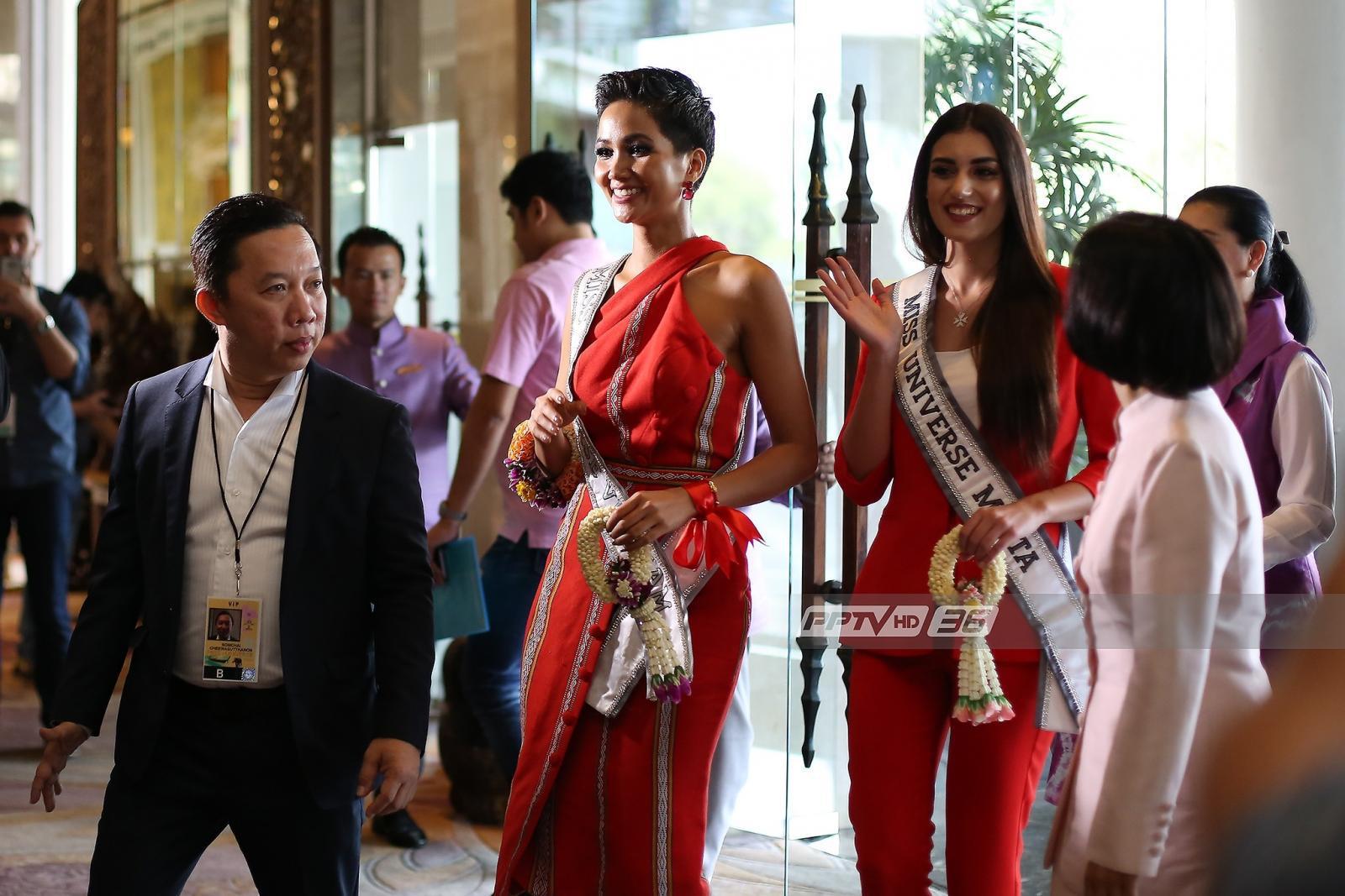 สาวงามจากทั่วโลกลงทะเบียนเก็บตัว Miss Universe 2018