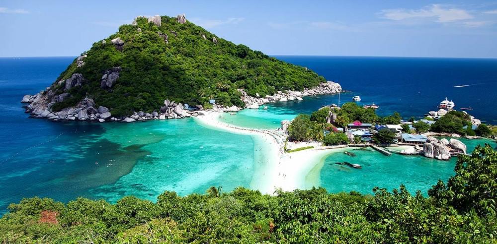 """อีกมุมของ """"เกาะเต่า"""" ที่ถูกขนานนามว่า """"สวรรค์ของนักดำน้ำ"""""""
