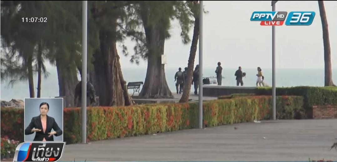 พบระเบิดที่หาดสมิหลาเพิ่มอีกสองลูก