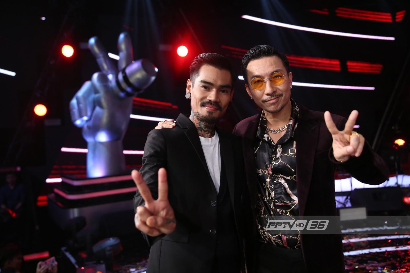 """""""เล็ก"""" แชมป์ The Voice คนที่ 7 ของประเทศไทย"""