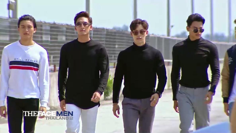 """น้ำตาท่วม """"The Face Men Thailand ซีซั่น 2"""" ก่อนส่ง 4 ผู้เข้ารอบสุดท้ายสู่ Final Walk"""
