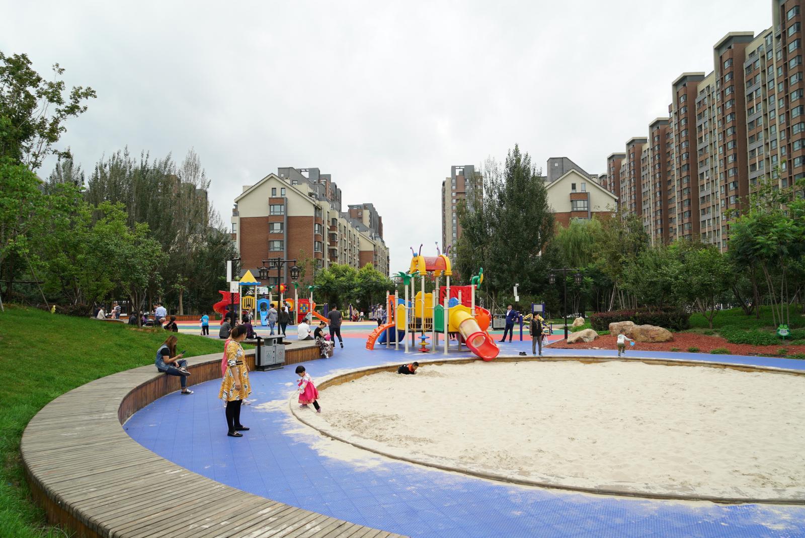 ชุบชีวิตแม่น้ำอีทงจากบ่อมลพิษกลายเป็น 10 สวนสาธารณะเขียวขจีโอบล้อมเมือง